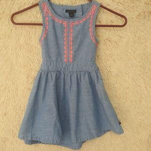 3t tommy Hilfiger girls dress.